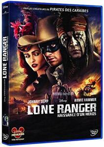 Lone-Ranger-Naissance-d-039-un-heros-DVD-NEUF