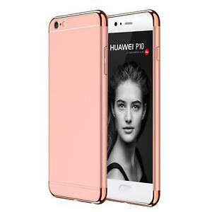 sports shoes 9a0ae e440f Details about Cover Huawei P10 Lite Case Hard Phone Cover Protective Case  Gold Case Case
