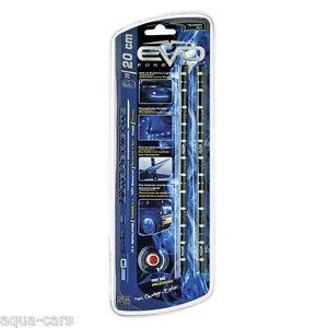 2 Bandes LEDs Bleu Ultrabrights 20cm EVO