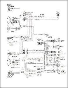 1977 chevy gmc p10 p20 p30 el diagrama de cableado stepvan rh ebay com