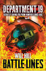 Battle Lines by Will Hill (Paperback, 2013)
