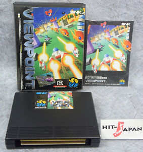 VIEW-POINT-NEO-GEO-AES-Neogeo-SNK-FREE-SHIPPING-JAPAN-Game-Ref-1824