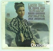 SEALED LUCILLE STARR The French Song ORIGINAL 1968 Mono HERB ALBERT Jazz Soul LP