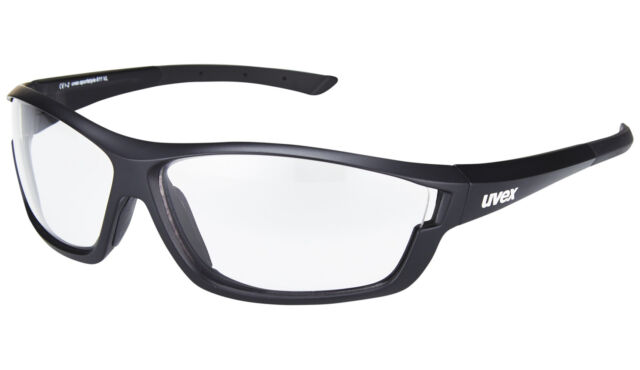red Uvex Sportstyle 611 VL Sunglasses white