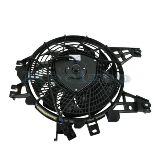 TYC For 01 02 03 04 05 06 07 Sequoia 4.7L AC Condenser Cooling Fan Motor Shroud