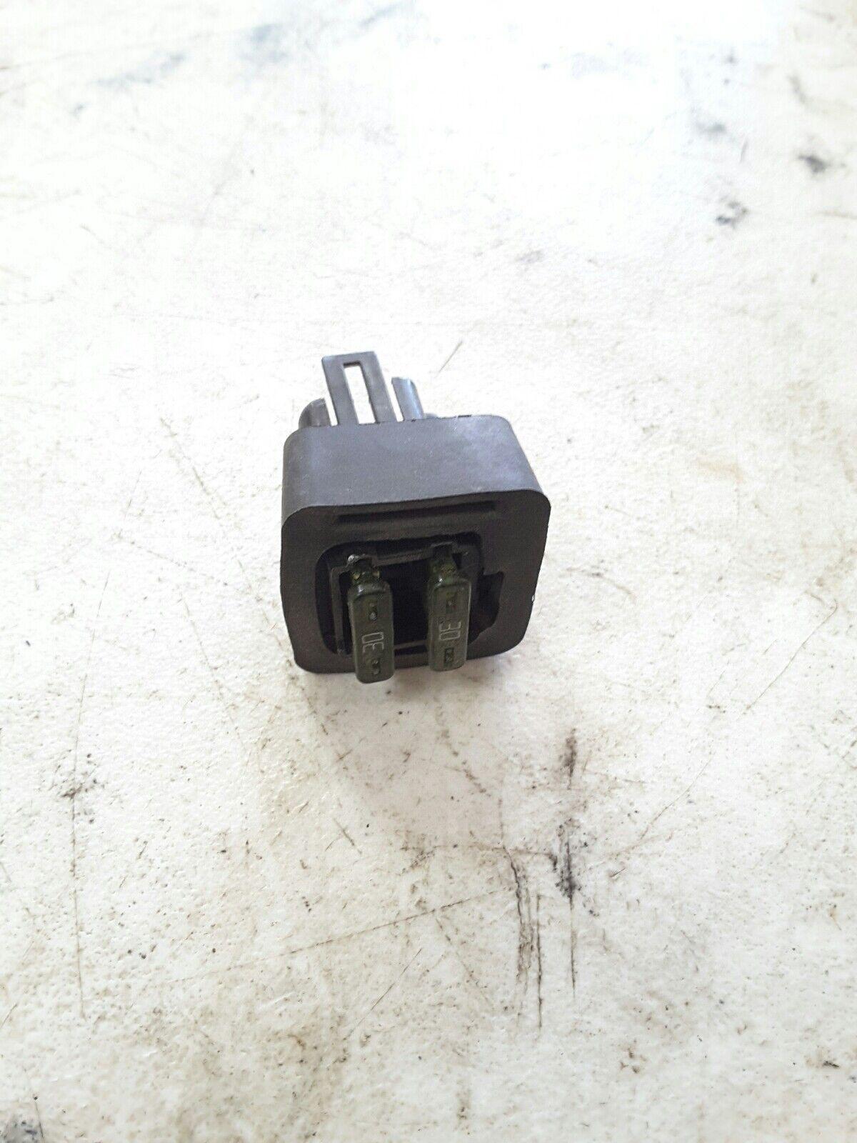 Yamaha Fuse Holder Fj1100 Xj700 Xj750 Maxim Xv920 Xv1100 Virago Xs1100 Box Ebay