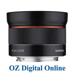 New-Samyang-AF-24mm-f-2-8-FE-Lens-for-Sony-E-Mount-1-Year-Aust-Wty