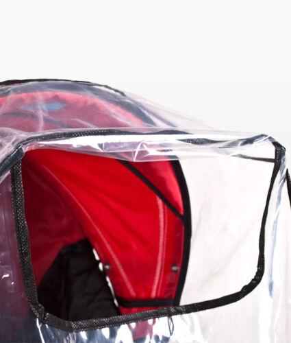 Cochecito Cochecito Cochecito de bebé de cubierta de la lluvia universal impermeable Viento Escudo