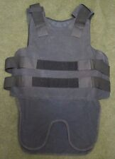 GENUINE POINT BLANK IIIA/3A CONCEALABLE ARMOUR VEST WITH HARD/SOFT TRAUMA PLATE.
