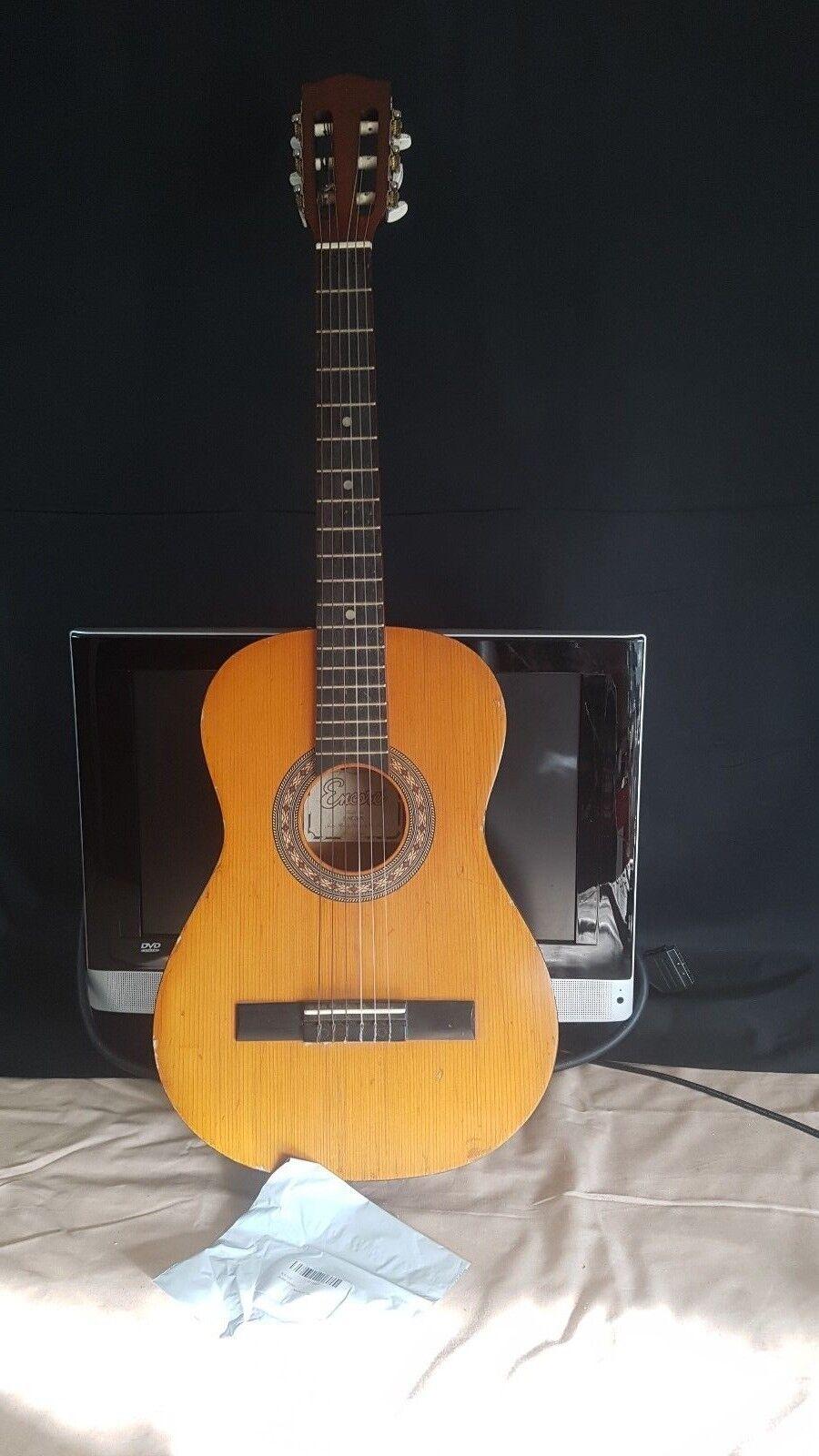 Encore ENC36N Classical Acoustic 6 String Guitar 3 4 Size JHS & Co Ltd