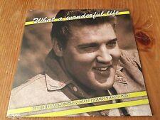Elvis Presley cd - What a wonderful life - sealed cardboard digipak!!