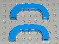 LEGO Blue Arch 1 x 6 x 2 with Curved Top ref 6183 / Set 6496 5848 5895 7159
