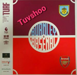 Burnley-v-Arsenal-Matchday-Programme-2-2-2020-FREE-DELIVERY-WITHIN-U-K