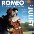 ROMEO & Juliet - Ballet Suite and Fantasy Overture Audio CD
