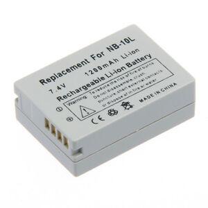 Batterie-1200mAh-NB-10L-pour-Canon-Powershot-G1-X-G15-SX40-HS-SX50-HS
