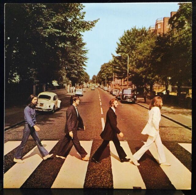 THE BEATLES Abbey Road LP Archive Mint- SO-383 USA Rarest Version Apple 1969