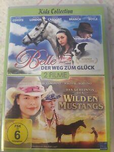 DVD Kids Collection Pferdefilme das Geheimnis des wilden Mustangs - Königshain , Deutschland - DVD Kids Collection Pferdefilme das Geheimnis des wilden Mustangs - Königshain , Deutschland