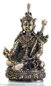 Padmasambhava Guru Rinpoche Beutel Glücksbringer Talisman Set Mantrarolle