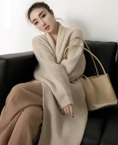 lavorato donna in a e maglia lana misto Cardigan per maglione cashmere OP5qxa