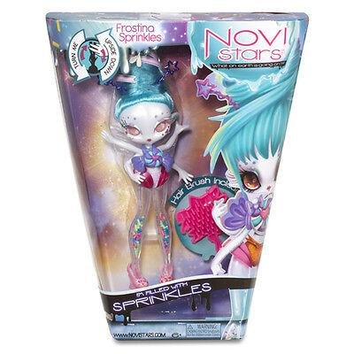 Novi Stars Super Novas Frostina Sprinkles Exclusive Rare Doll