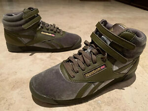 Green Velvet Sneaker Size 6.5