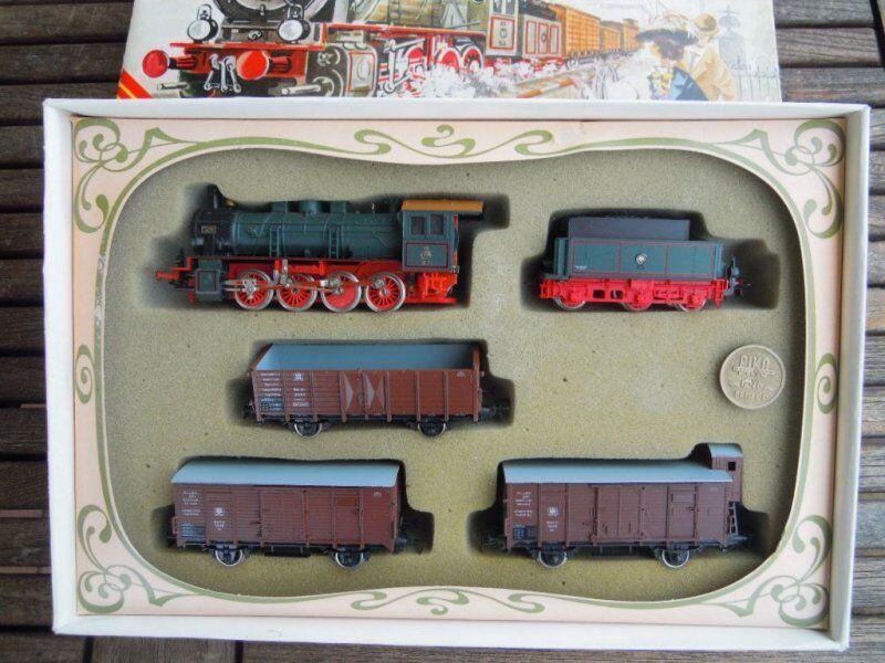 Piko Set Treni con Locomotiva a Vapore G 8.1   Br 55 Der Kpev Prussia Ep. 1 Conf