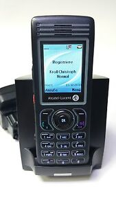 Alcatel-lucent-Mobile-500-DECT-terminal-movil-carga-cascara-Top