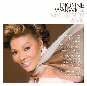 Dionne-Warwick-MY-FRIENDS-amp-ME-CD-New