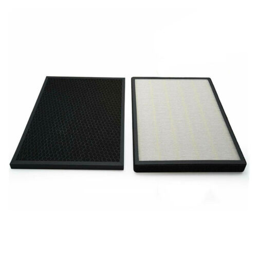 Levoit Air Purifier Lv-Pur131 Replacement Filter True-Hepa /& Activated-Carbon