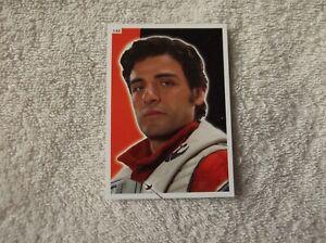 Topps-Star-Wars-Force-Attax-034-POE-DAMERON-034-146-Strike-Force-Card