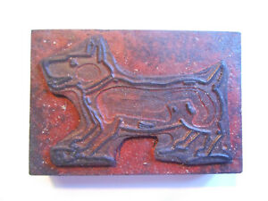ancien tampon scolaire chien -old school stamp dog french oCUzDyxo-08151840-173131561