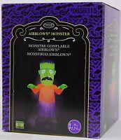 Halloween Gemmy 9 Ft Light Up Frankenstein Monster Airblown Inflatable