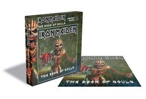Iron Maiden 'The Book Of Souls' 500 Piece Jigsaw Puzzle - NEW