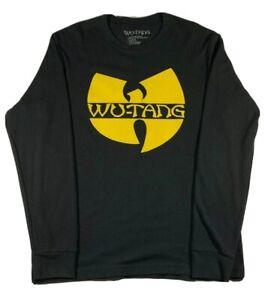 Wu Tang Clan Men/'s Long-Sleeve T-Shirt
