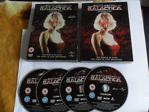 BATTLESTAR-GALACTICA-Complete-Season-1-DVD-Boxset-2005-Region-2-4-5