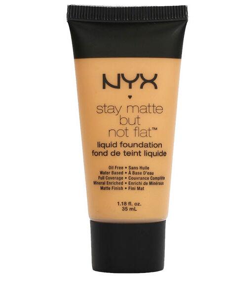 NYX Stay Matte Not Flat Liquid Foundation-SMF07 Warm beige