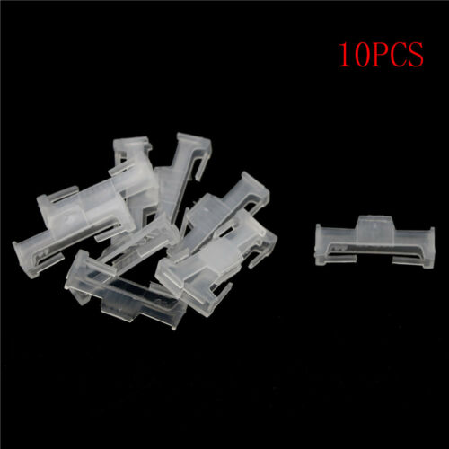10Pcs Servo Extension Safety Cable Wire Lead Lock for RC Boat Helicopter MW