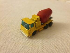 Husky 29A ERF Camión de cemento Rara Excelente Estado