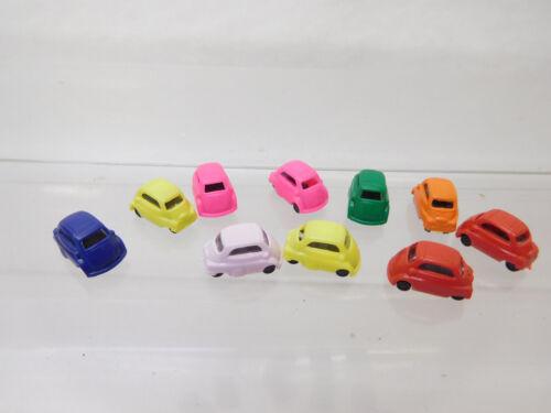 eso-15026 IMU 1:160 10 St BMW Isetta sehr guter Zustand,farblich gemischt