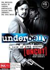 Underbelly - A Tale of Two Cities (DVD, 2009, 4-Disc Set)