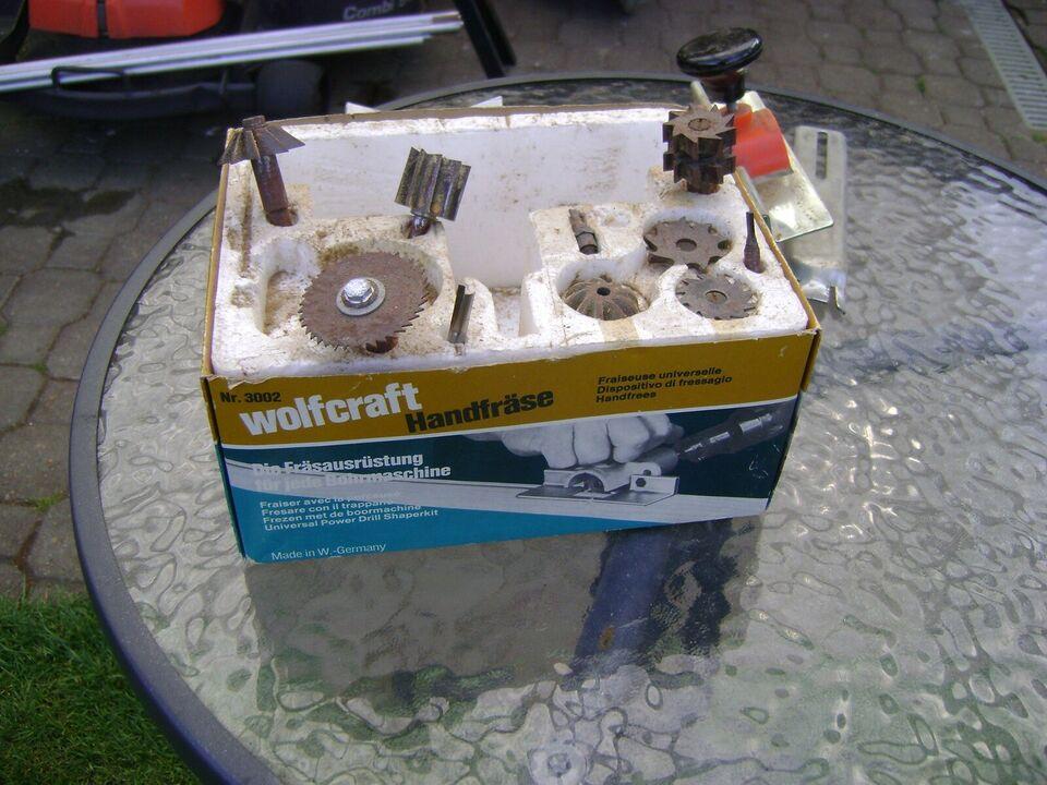 Tilbehør til håndværktøj, Wolfcraft