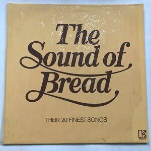 The-Sound-of-BREAD-1977-Vinyl-LP-Soft-Rock-Compilation-VG-VG