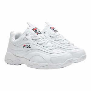 NEW Fila Ladies' Disarray Shoe White   eBay