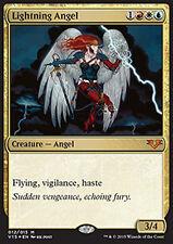 MTG LIGHTNING ANGEL FOIL - ANGELO DEI FULMINI - FTV - MAGIC