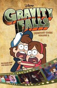 Disney Gravity Falls Cinestory Comic Volume 2 By 2016 Paperback