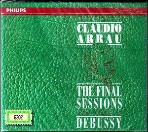 Claudio-Arrau-The-Final-Sessions-vol-2-Debussy-Suite-Bergamasque-SARABANDE-CD