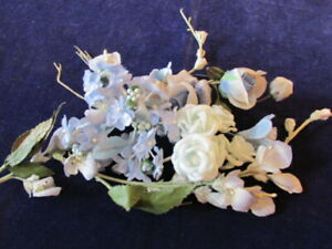 Vintage-Millinery-Flower-Collection-Slate-Blue-Shades-Doll-Size-1-2-1-H3458