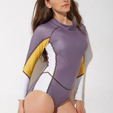 a5ae88a5e22f5 item 3 Women One-piece Swimwear Long Sleeve Zipper Swimsuit Bathing Surfing  Bikini-Suit -Women One-piece Swimwear Long Sleeve Zipper Swimsuit Bathing  ...