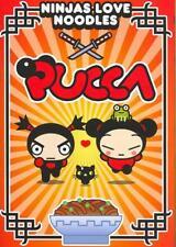 Pucca: Ninjas Love Noodles (DVD, 2007)
