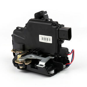 New-Front-Right-Door-Lock-Actuator-Passenger-Side-For-VW-Golf-Bora-Seat-Leon-A5